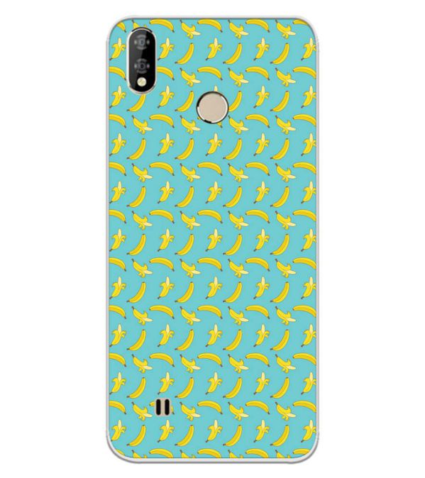 Banana Pattern Back Cover for Coolpad Mega 5-Image3