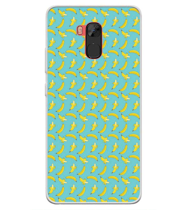 Banana Pattern Back Cover for Infinix Note 5 Stylus-Image3
