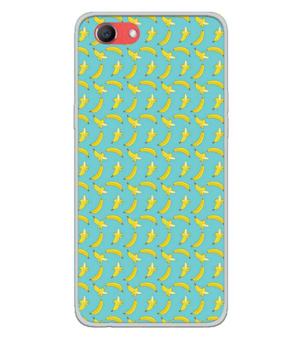 Banana Pattern Back Cover for Oppo Real Me 1-Image3