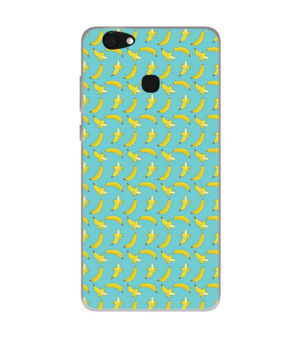 Banana Pattern Soft Silicone Back Cover for Kult Gladiator