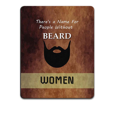 Beard Is Must Mouse Pad