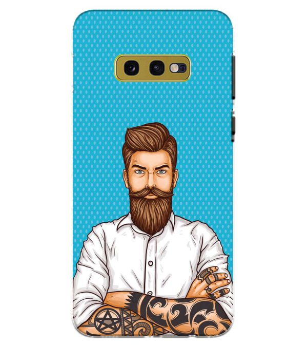 Beard King Back Cover for Samsung Galaxy S10e (5.8 Inch Screen)