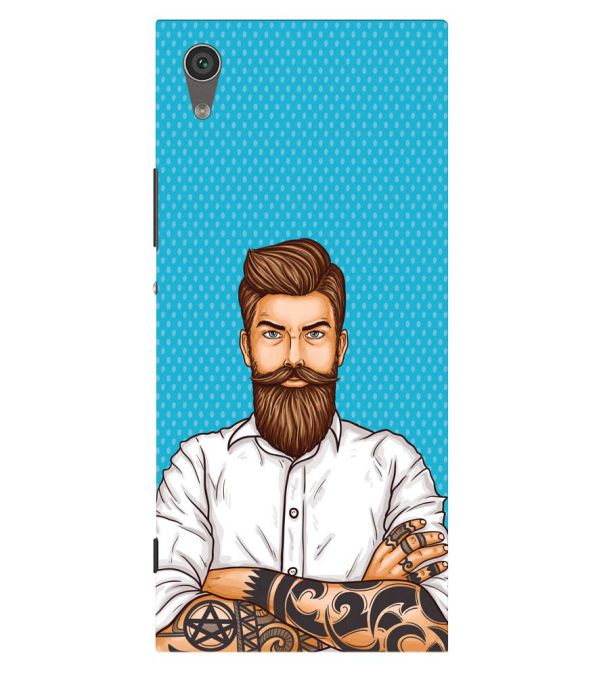 Beard King Back Cover for Sony Xperia XA1 Plus