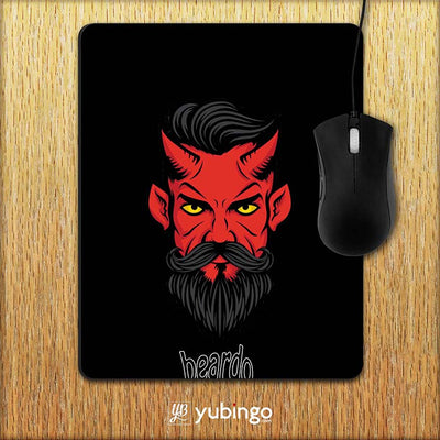 Beardo Stylish Fellow Mouse Pad-Image2
