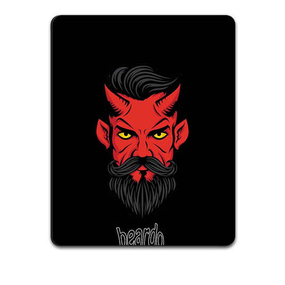 Beardo Stylish Fellow Mouse Pad