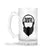 Beards And Beats Beer Mug