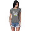 Beast Mode Women T-Shirt-Grey Melange