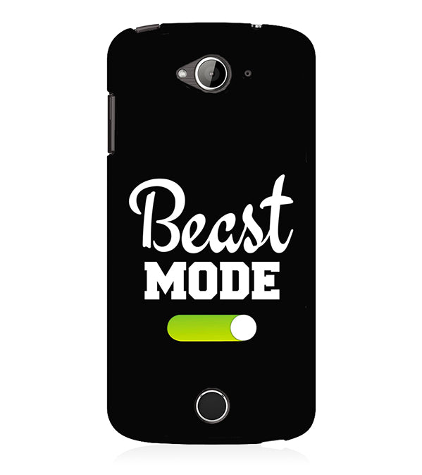 Beast Mode Back Cover for Acer Liquid Zade 530