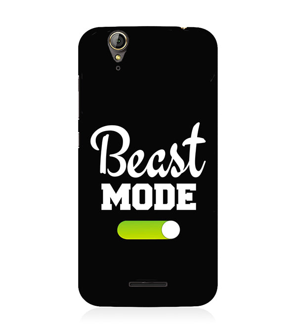 Beast Mode Back Cover for Acer Liquid Zade 630