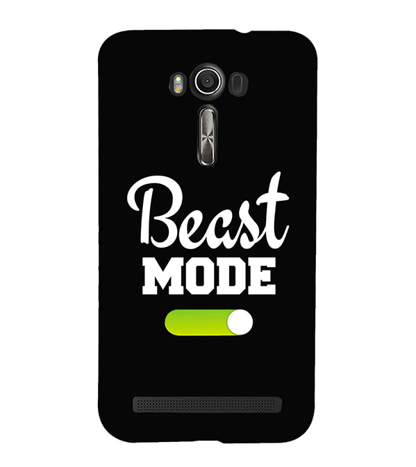 Beast Mode Back Cover for Asus Zenfone 2 Laser ZE550KL