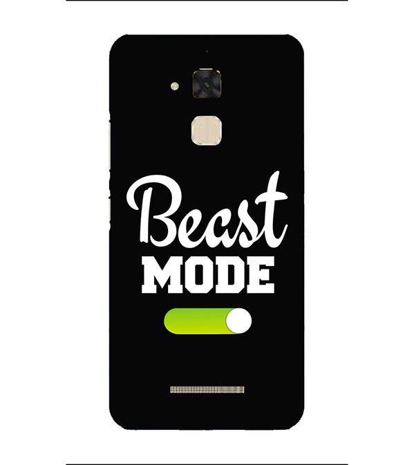 Beast Mode Back Cover for Asus Zenfone 3 Max ZC520TL