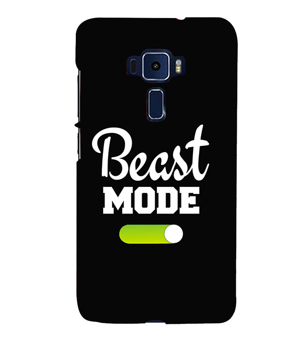 Beast Mode Back Cover for Asus Zenfone 3 ZE520KL