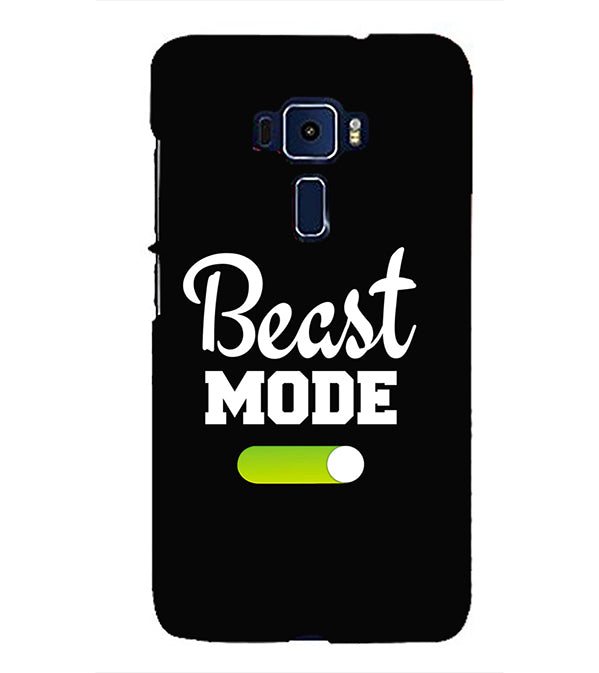 Beast Mode Back Cover for Asus Zenfone 3 ZE552KL