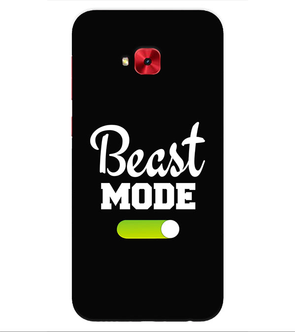 Beast Mode Back Cover for Asus Zenfone 4 Selfie