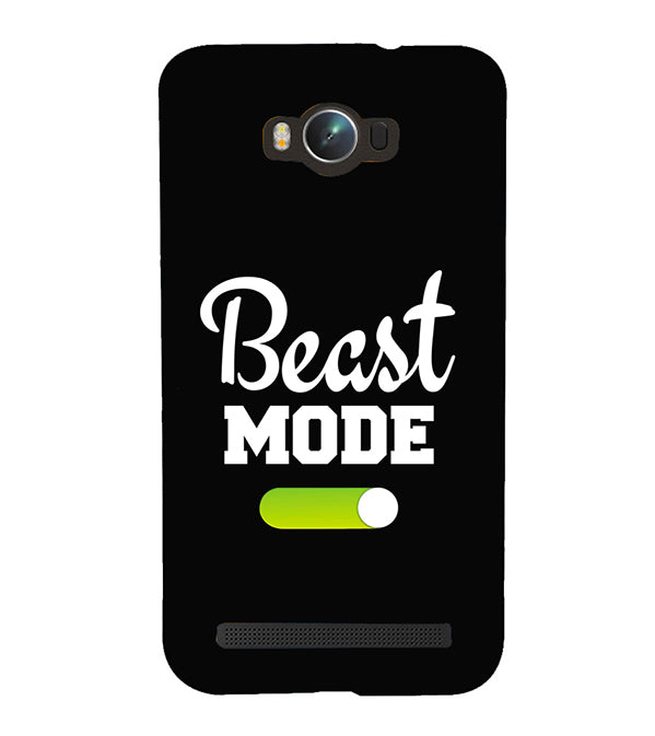 Beast Mode Back Cover for Asus Zenfone Max ZC550KL