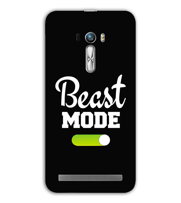 Beast Mode Back Cover for Asus Zenfone Selfie