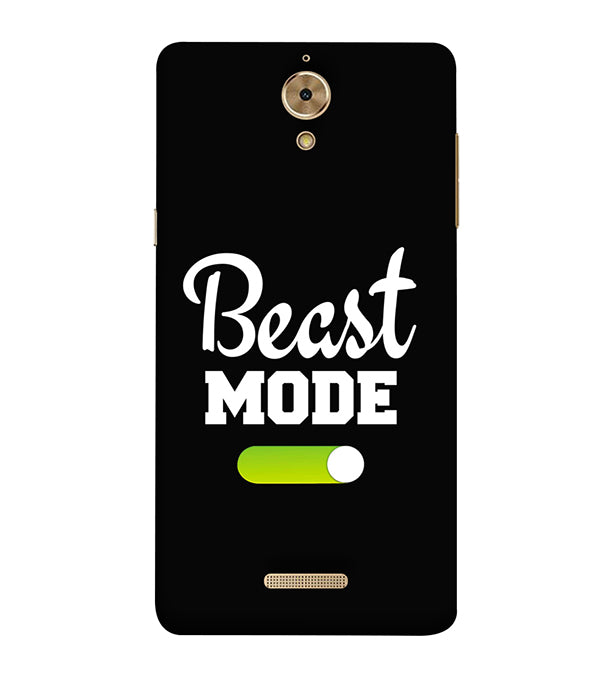 Beast Mode Back Cover for Coolpad Mega 2.5D