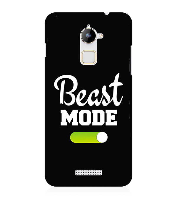Beast Mode Back Cover for Coolpad Note 3 Lite