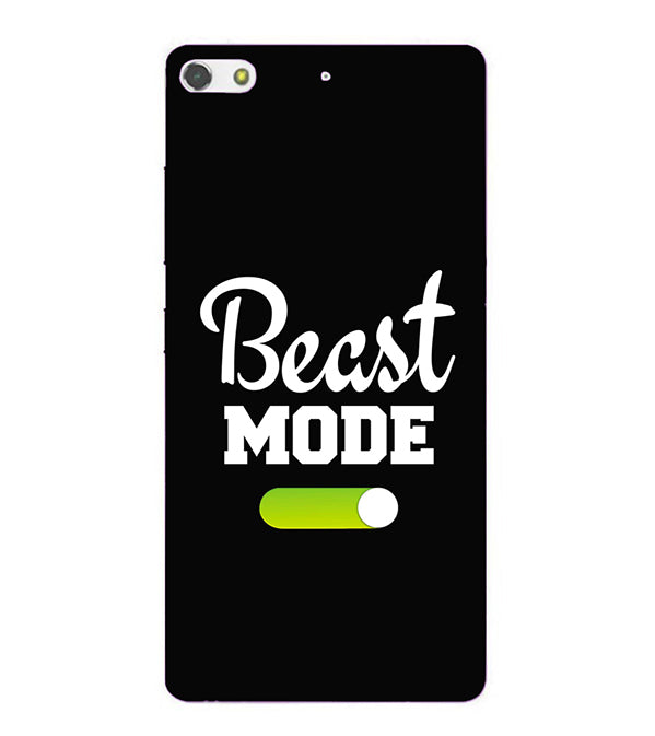 Beast Mode Back Cover for Gionee Elife S7