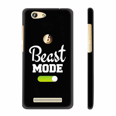 Beast Mode Back Cover for Gionee F103 Pro