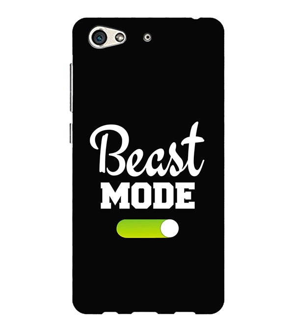 Beast Mode Back Cover for Gionee S10