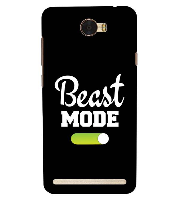 Beast Mode Back Cover for Huawei Honor Bee 2 :: Huawei Y3 2
