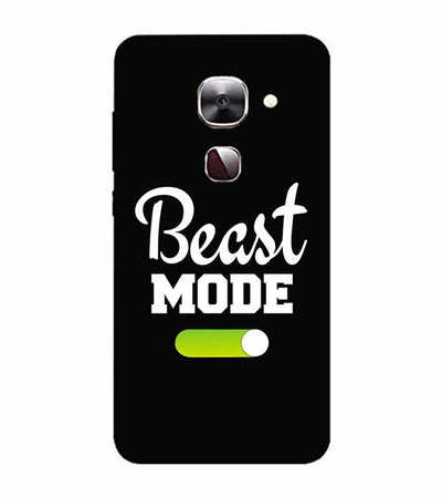 Beast Mode Back Cover for LeEco Le 2s