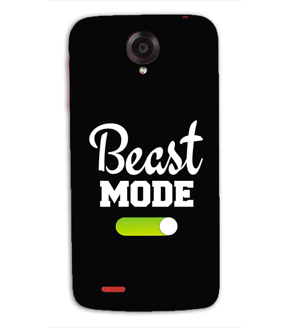 Beast Mode Back Cover for Lenovo S820