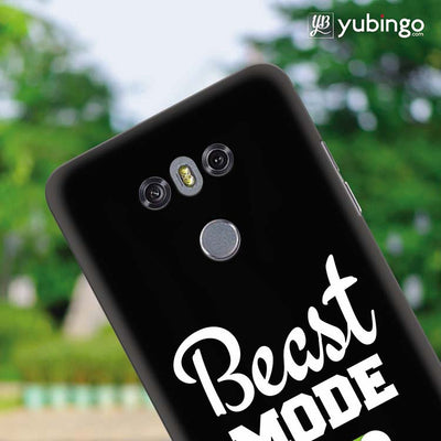 Beast Mode Back Cover for LG G6-Image4