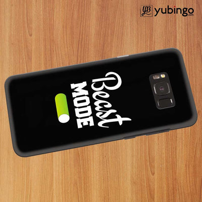Beast Mode Back Cover for Samsung Galaxy S8 Plus-Image3