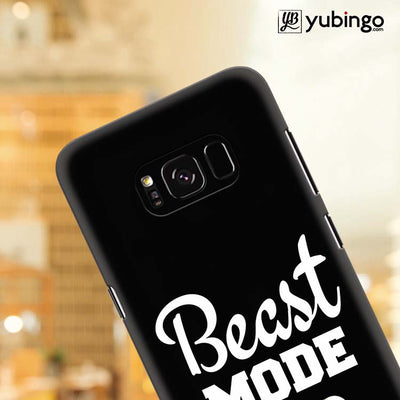 Beast Mode Back Cover for Samsung Galaxy S8 Plus-Image4