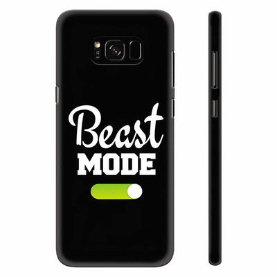 Beast Mode Back Cover for Samsung Galaxy S8 Plus