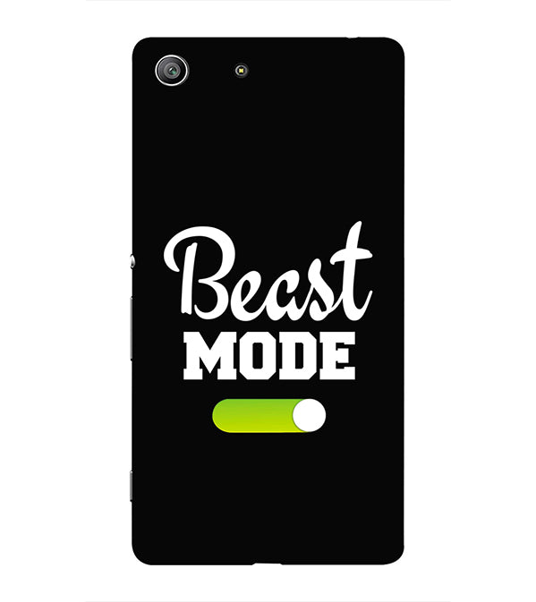 Beast Mode Back Cover for Sony Xperia Z3 Compact