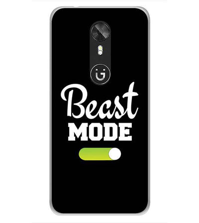 Beast Mode Back Cover for Gionee A1