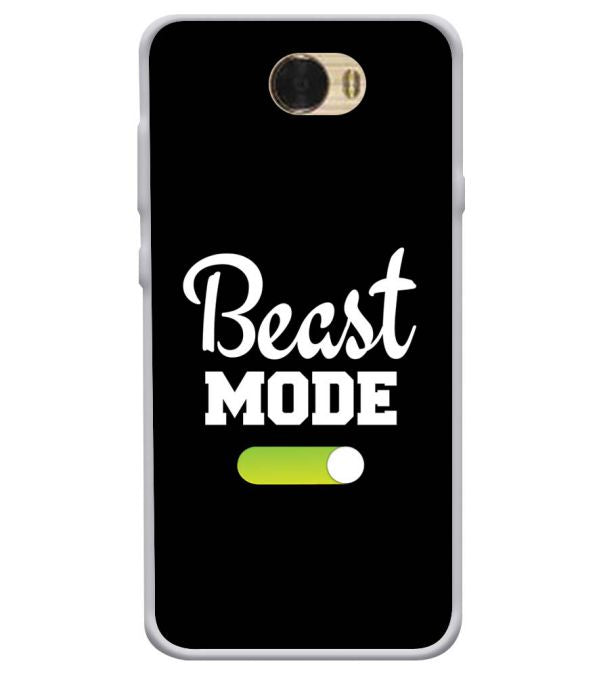 Beast Mode Soft Silicone Back Cover for Huawei Honor Bee