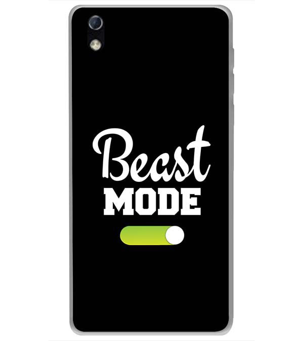 Beast Mode Back Cover for LYF Water 1