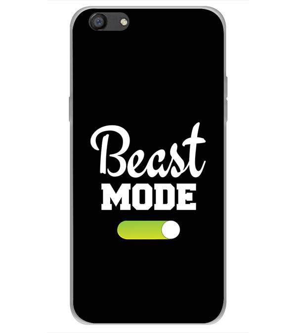 Beast Mode Back Cover for Oppo A77