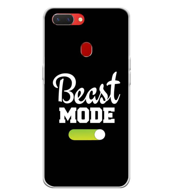 Beast Mode Back Cover for Oppo Realme 2-Image3