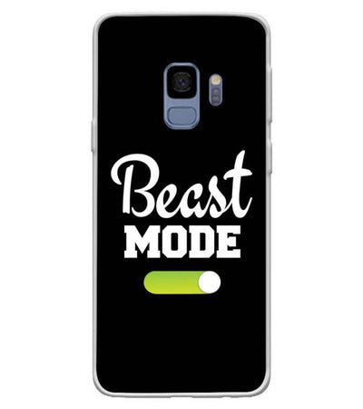 Beast Mode Back Cover for Samsung Galaxy S9