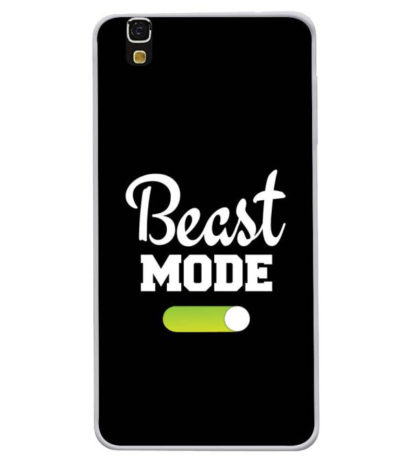Beast Mode Soft Silicone Back Cover for Yu Yureka 5510