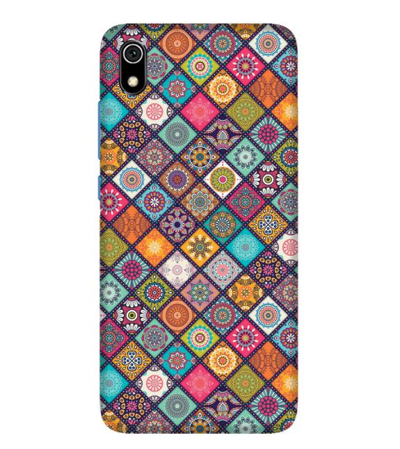 Beautiful Mandala Pattern Back Cover for Xiaomi Redmi 7A