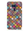 Beautiful Mandala Pattern Back Cover for Asus Zenfone 3 Deluxe ZS570KL