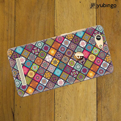 Beautiful Mandala Pattern Back Cover for Gionee F103 Pro-Image3