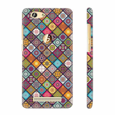Beautiful Mandala Pattern Back Cover for Gionee F103 Pro