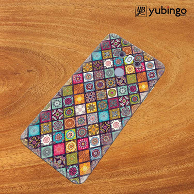 Beautiful Mandala Pattern Back Cover for LG G6-Image3