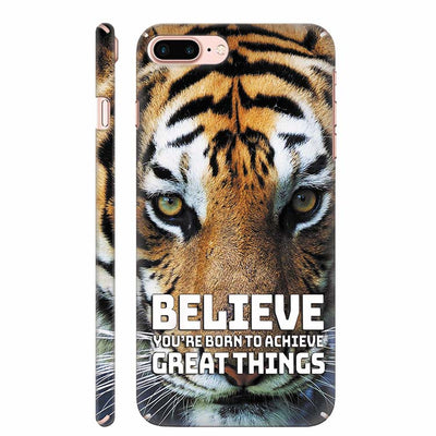 Believe Back Cover for Apple iPhone 8 Plus