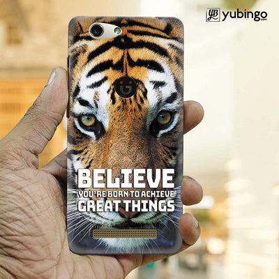 Believe Back Cover for Gionee F103 Pro-Image2
