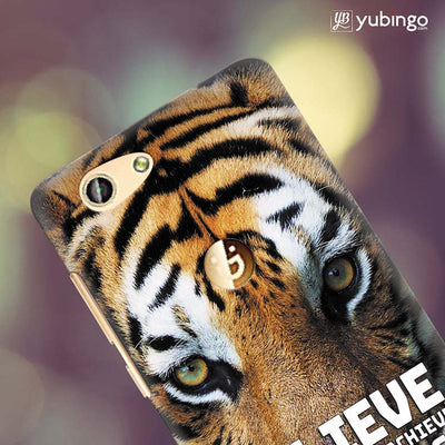 Believe Back Cover for Gionee F103 Pro-Image4