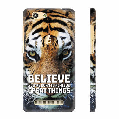 Believe Back Cover for Gionee F103 Pro