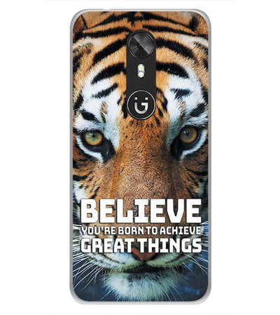 Believe Back Cover for Gionee A1